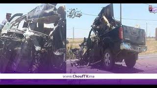 بالفيديو..رموك قتل رئيس جماعة نواحي مراكش   |   بــووز