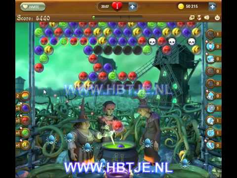 Bubble Witch Saga level 115