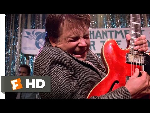 Johnny B. Goode  Back to the Future (910) Movie CLIP ...