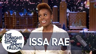 Issa Rae and Tiffany Haddish Invited Themselves to the Obama's for Dinner