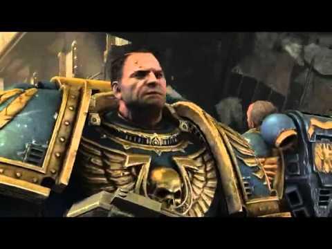 Прохождение Warhammer 40 000: Space Marine Часть 2