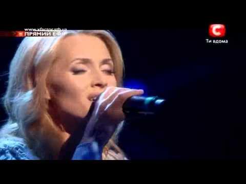 X Factor Ukraine Finals Aida Nikolaychuck Колыбельная
