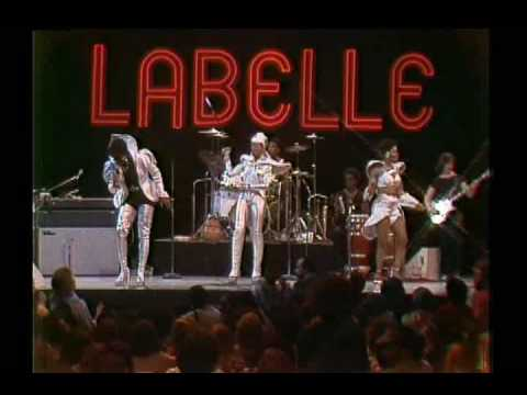 Patti Labelle Lady Marmalade 1980