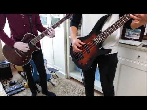 Supermassive Blackhole-Muse cover
