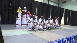 Oromo Community in Saskatoon, Canada, Represents Oromia @ Saskatoon Folkfest (Aug. 15-17, 2013)