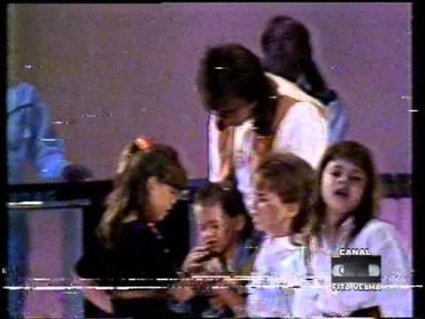 Chitâozinho e Xororó - Meninos do Brasil - Rede Globo 1990