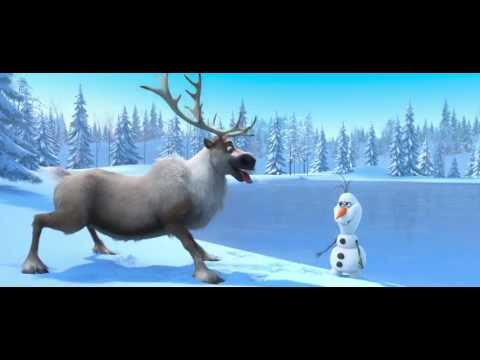 Disney's Frozen Teaser Trailer