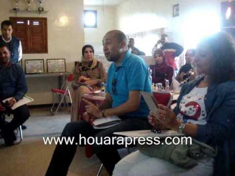 عبد الله كويتا يعبر عن عشقه لهوارة وفريق شباب هوارة