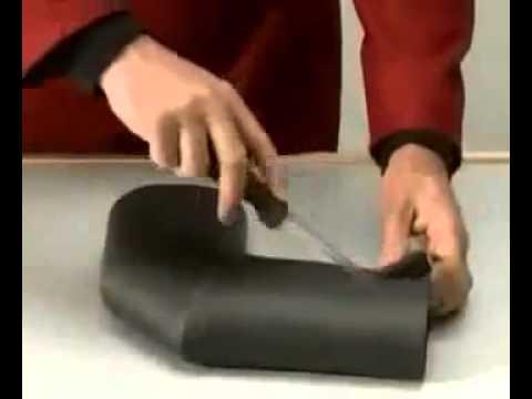 K-Flex - pianka z elastomerów - montaż
