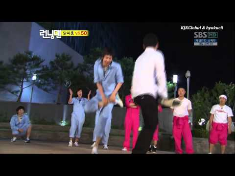 Lee Kwang Soo's Chicken Fight
