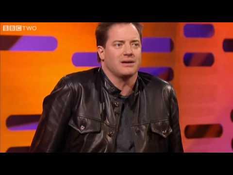 Brendan Fraser's Emu Mating Season Story - The Graham Norton Show - BBC Two