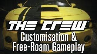 WNW: The Crew #9 | NEW Customisation & Free Roam Gameplay