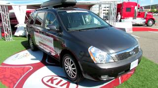 2012 KIA Sedona EX Exterior and Interior - Carrefour Laval, Quebec, Canada videos