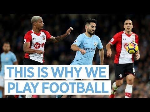 40PTS FROM 14 GAMES | Gundogan Post Match | City 2-1 Southampton