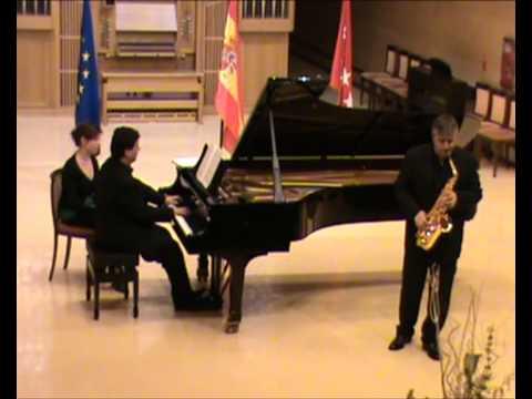 Suite popular española – Paño moruno