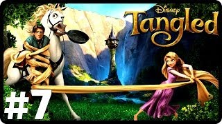 Zagrajmy W Zaplątani ( Tangled ) Let's Play Mishy 7