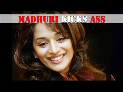Madhuri teaches self-defence to women in Mumbai