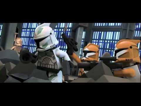 Lego Star Wars: Season 4 episode 1 Bad Guy Version