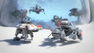 Lego Star Wars - Stíhačky