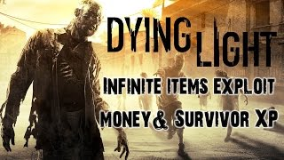 Dying Light Item Duplication Exploit Using Player's