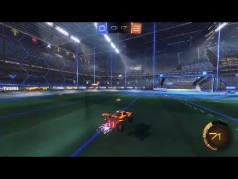 Rocket League - My Best Goals & Saves