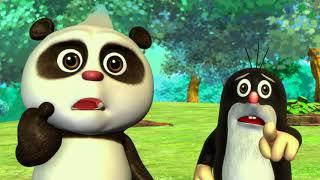 Krtek a Panda 18 - Sezení na vejci