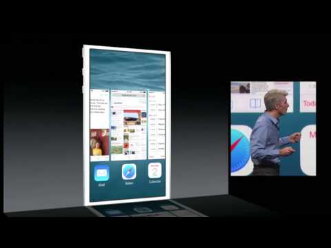 Noteworthy features in OS X Yosemite and iOS 8