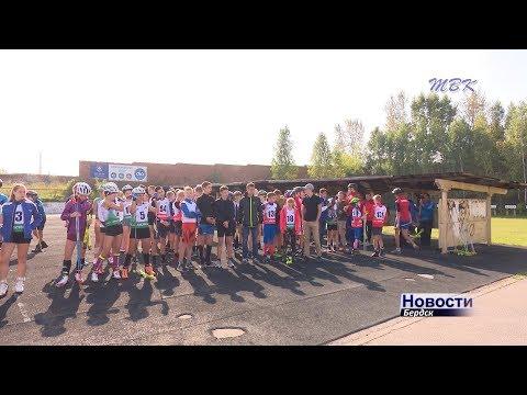 В Бердске собрались любители лыжной гонки и стрельбы из многих городов Сибири