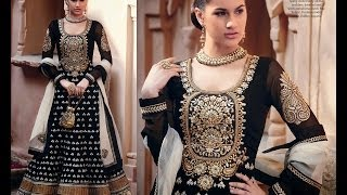 Eid Salwar Kameez Collection 2014