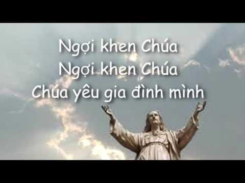 Chúa yêu gia đình mình - Sáng tác Nguyễn Hà - Ca đoàn thiếu nhi Seraphim
