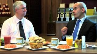 Café na Arena: com Dilma, recessão pode durar até 2017, alerta Sergio Vale, da MB Associados