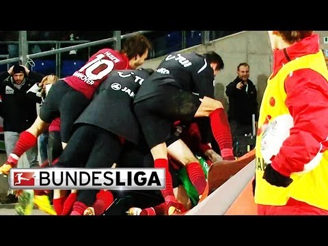 Nuremberg's 5 Minutes of Madness - Hannover Comeback