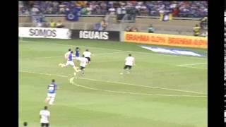 Veja o compacto do jogo entre Cruzeiro 0 x 1 Corinthians
