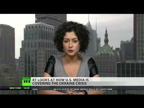 Mainstream media ignores US meddling in Ukraine crisis