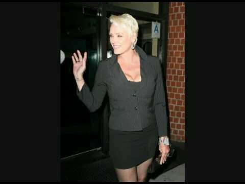 Brigitte Nielsen at Mr Chow 2 - 030609 - PapaBrazzi Report