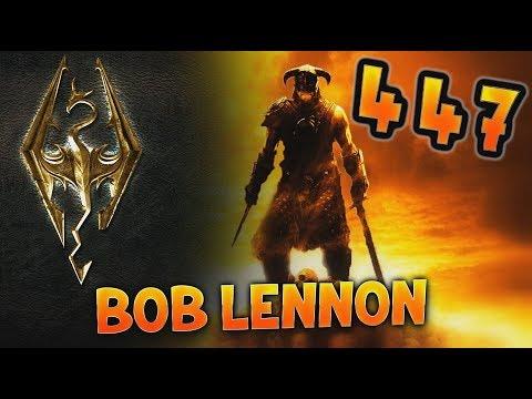UN PROBLÈME INATTENDU  : L'intégrale Skyrim - Ep 447 - Playthrough FR HD par Bob Lennon