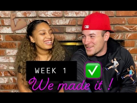 WEIGHT LOSS TRANSFORMATION*COUPLES* | Week 1