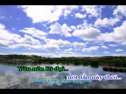 Tan Co - Nguu Lang Chuc Nu - Karaoke Song Ca.avi