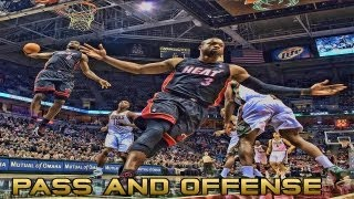 NBA 2K14 Tutorials & Tips Passing & Offense Tutorial