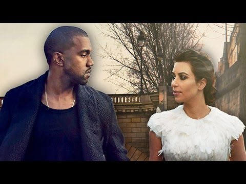 Kim Kardashian Kanye West Wedding Guest List Revealed