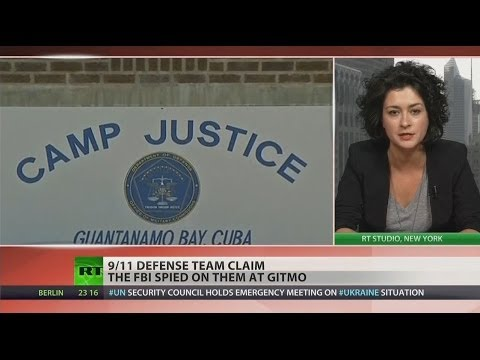 FBI accused of spying on Gitmo detainees' lawyers