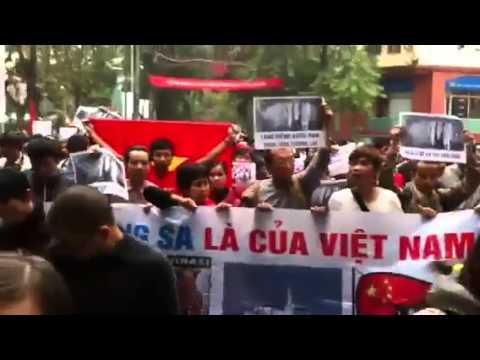 Biểu tình chống Trung Quốc ngày 09-12-2012