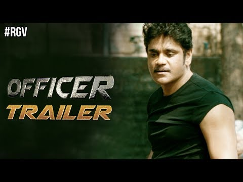 RGV Officer Movie Trailer