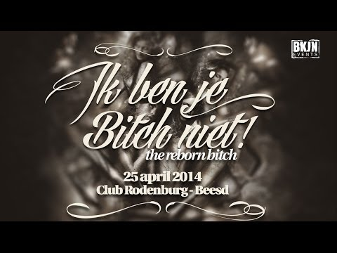 Ik Ben Je Bitch Niet - the reborn bitch [Official Trailer]