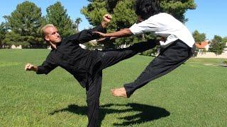 Kung Fu - Defensa Personal