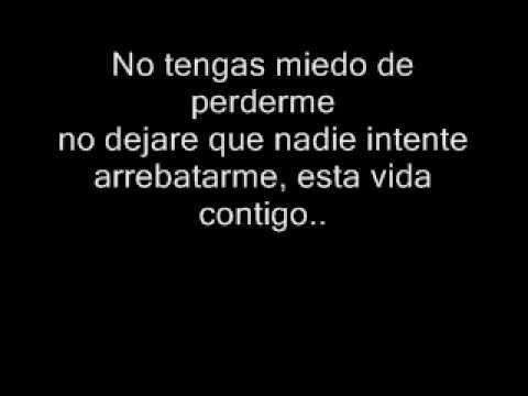 Oscar Cruz y Alejandra Orozco-Solo un suspiro (letra)