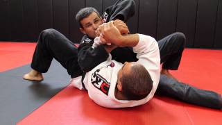 Jiu Jitsu Techniques - Submissions From Side Control (Wrist Lock + Lapel Choke)