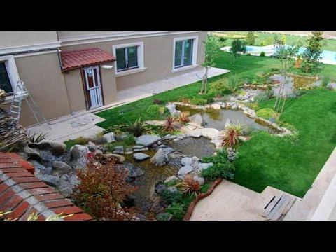 Những mẫu nhà cấp 4 đẹp nhờ biết kết hợp những mẫu sân vườn đẹp năm 2016