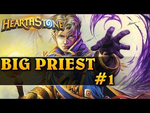 BIG PRIEST #1 - Hearthstone Decks std