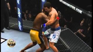 UFC Undisputed 3 Anderson Silva X Vitor Belfort X360